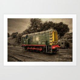 Severn Valley Gronk Art Print