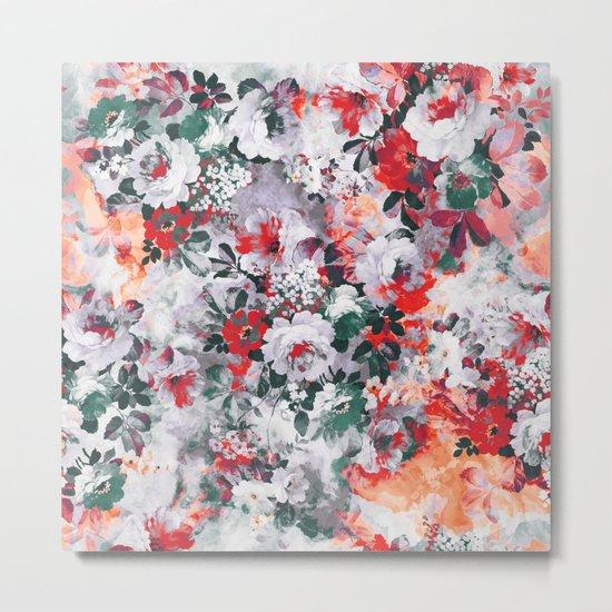 Beautiful Garden III Metal Print