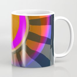 Full Moon Rays Coffee Mug