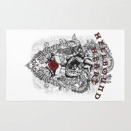 Hellbound Heart Rug