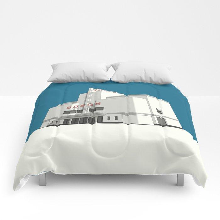 ODEON Balham Comforters