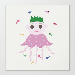 Jelly Boy Canvas Print