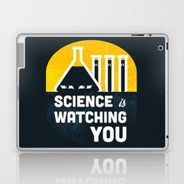 Science is Watching You Laptop & iPad Skin
