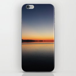 Meet me here iPhone Skin