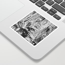 Photographic Abstraction 15 Sticker