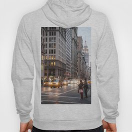 Midtown Manhattan in the Evening Hoody