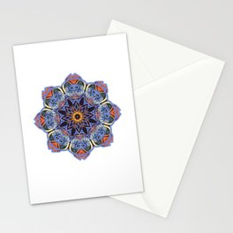 The Web of the Black Widow Stationery Cards