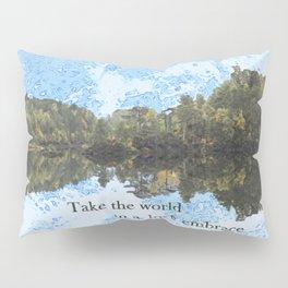World view Pillow Sham