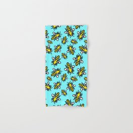 Honey Bee Swarm Hand & Bath Towel