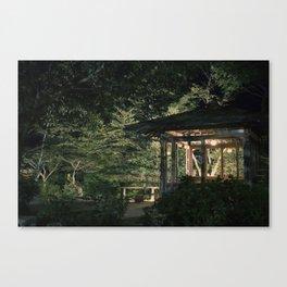 My secret spot Canvas Print