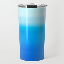 Tropical Ocean panorama Travel Mug