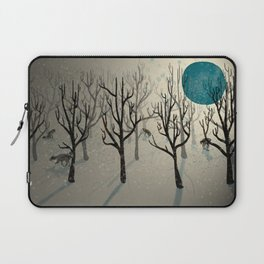 Among the Wolves... Laptop Sleeve