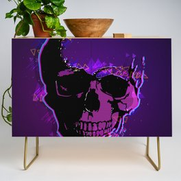 Skull Credenza