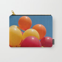 Sunlit Balloons Carry-All Pouch