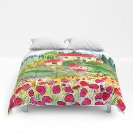 Tuscan Comforters