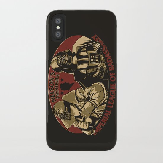 Neeson's Prodigies iPhone Case