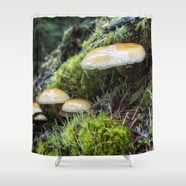 Nature's Little Helpers Shower Curtain