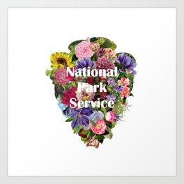 National Park Service Art Print