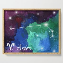 Aries Serving Tray