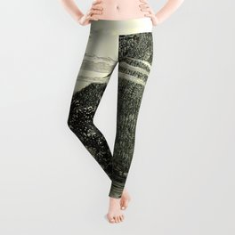 The Old Man of the Mountain Leggings