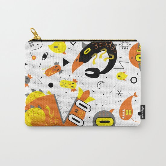 Monster Party Carry-All Pouch