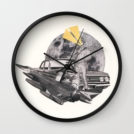 1960 Wall Clock