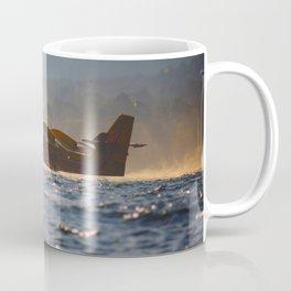 fire-fighting plane canadair Coffee Mug