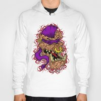 bebop Hoodies featuring Bebop is infected! by DesecrateART (Infected)