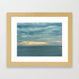 Chesapeake Bay II Framed Art Print