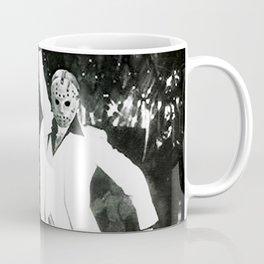 JASON VORHEES AS JOHN TRAVOLTA Coffee Mug