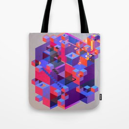 Everything is on the inside Tote Bag