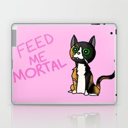 Molly the Evil Cat Laptop & iPad Skin