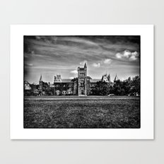 University Of Toronto - No 15 Kings College Circle Canvas Print