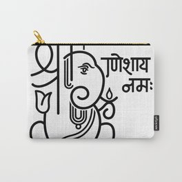 Ganesha ganapati elep Carry-All Pouch