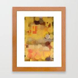Sunshine Day v2 Framed Art Print