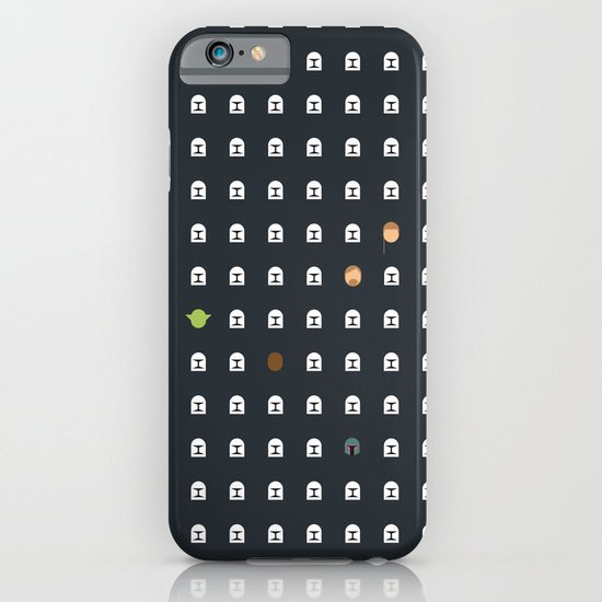 Famous Capsules - Clone Wars iPhone & iPod Case