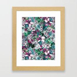 Tropical Junge IV Framed Art Print