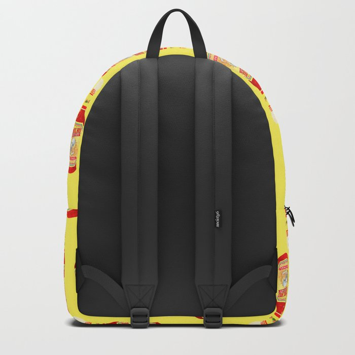 Cthulhu Hot Sauce Backpack
