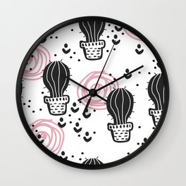Catus art Wall Clock