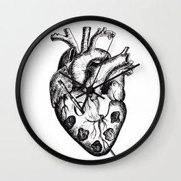He(art) Wall Clock