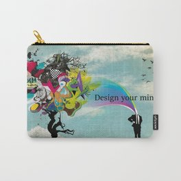 The powerfull mind Carry-All Pouch