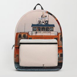 Lighthouse & Staten Island Ferry Backpack