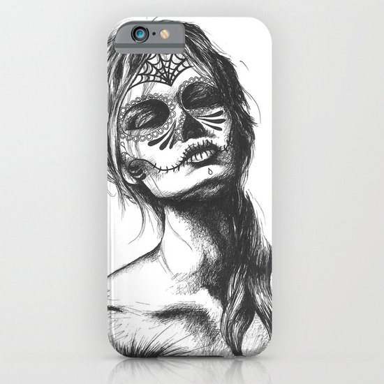 Sugar Skull iPhone & iPod Case