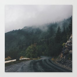 Mountain Rain | Cascade Supply Co. Canvas Print