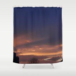 2017 Finale Shower Curtain