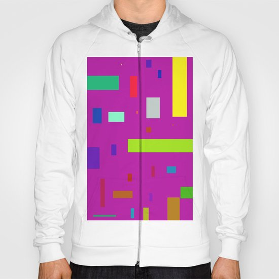 Squares and Rectangles 2 Hoody
