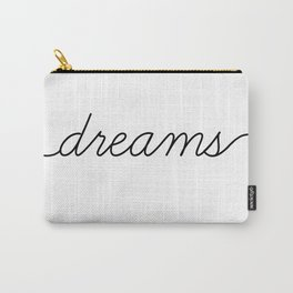 sweet dreams (2 of 2) Carry-All Pouch