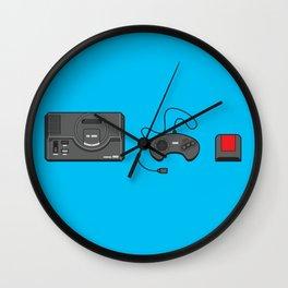 #39 Sega Megadrive Wall Clock
