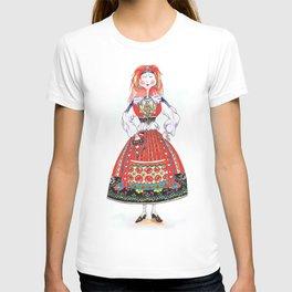 MARIA FROM MINHO, PORTUGAL T-shirt