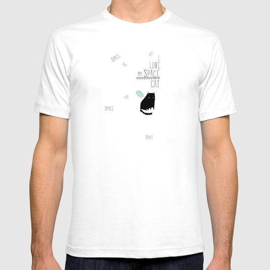 my_spacecat T-shirt